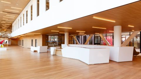 Hall Clinique Rhéna Strasbourg 4