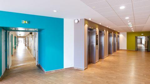 Hall Clinique Rhéna Strasbourg 3